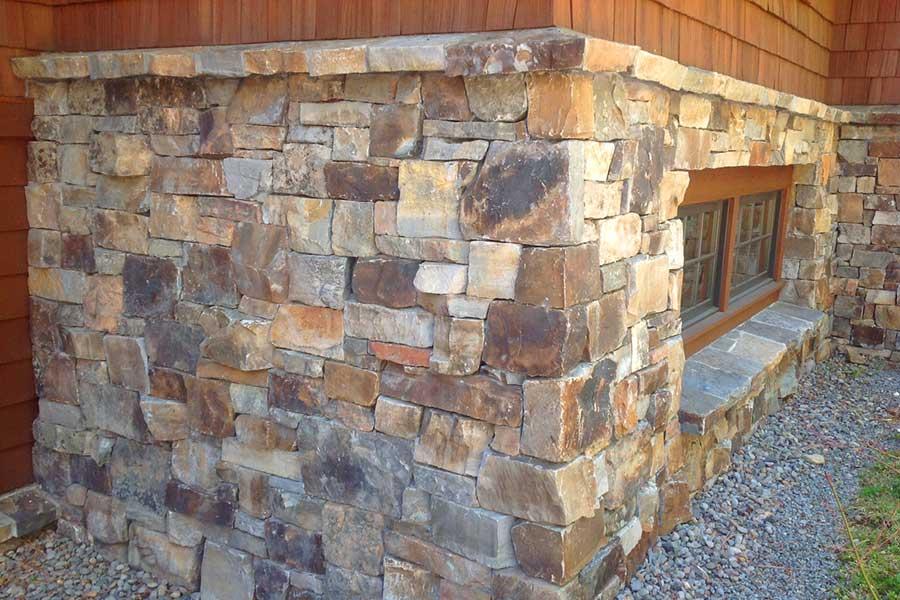 Masonry Window Wall